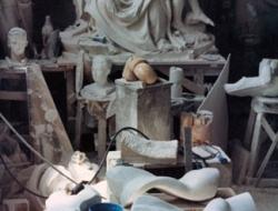 Nicoli Studio In Cararra, Itally